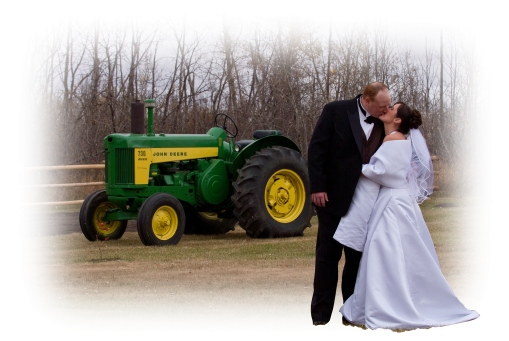 That tractor was very important to the family