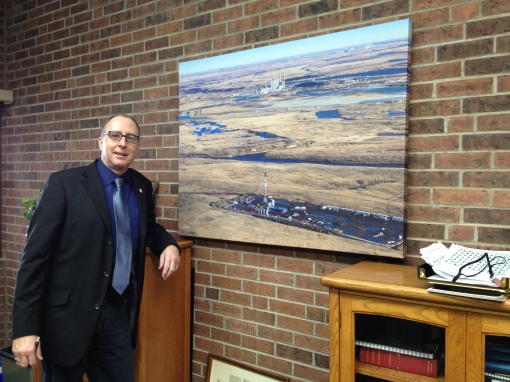 Estevan mayor's office