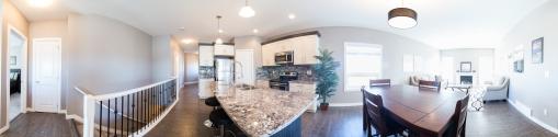 Trimount Duplex Kitchen PANO-6200