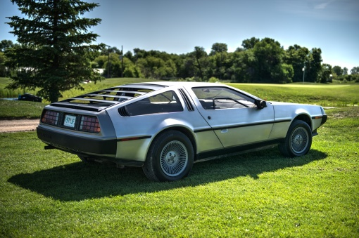 DeLorean-0052HDR