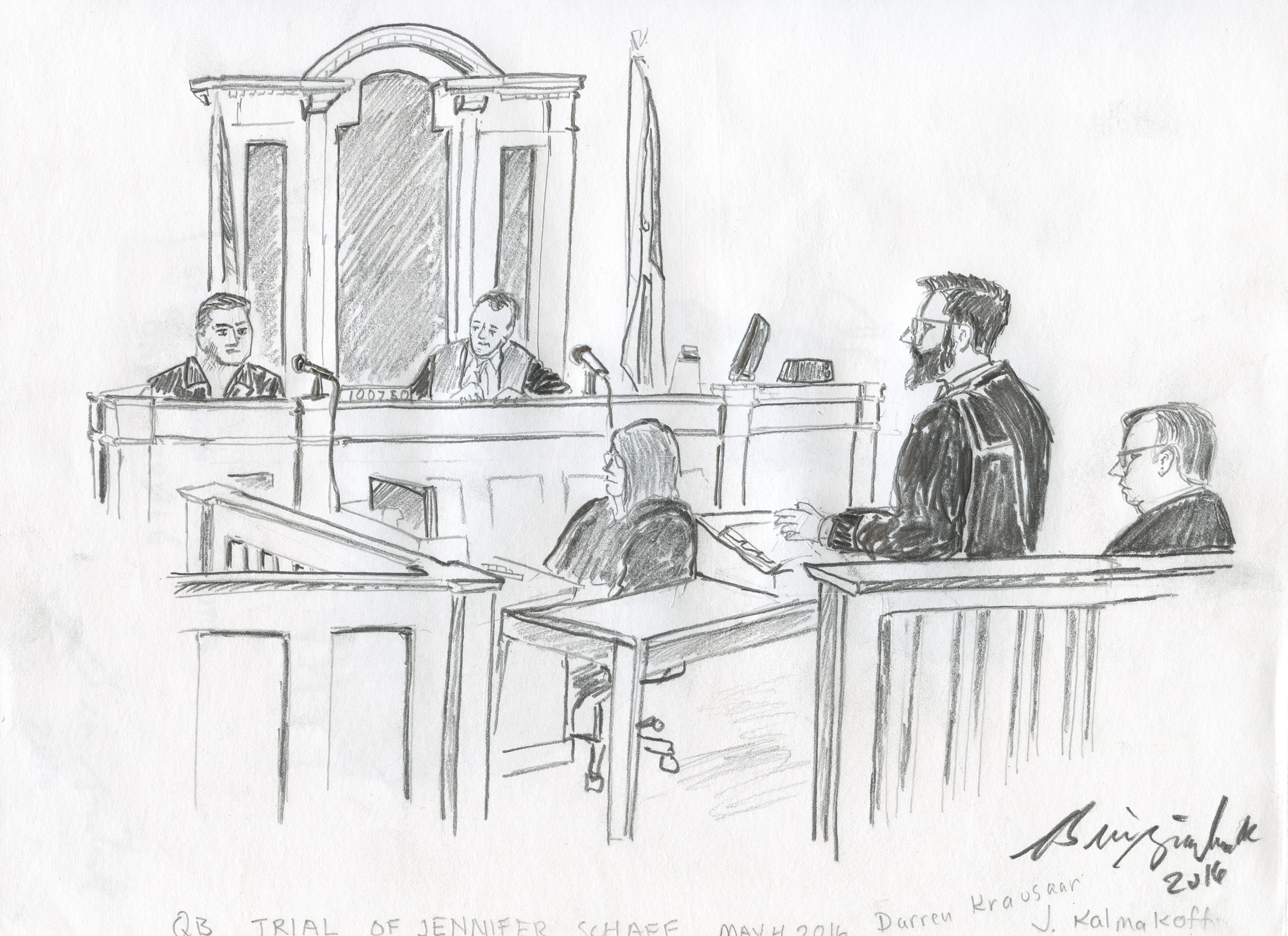 first courtroom sketches in 8 years brian zinchuk publishing